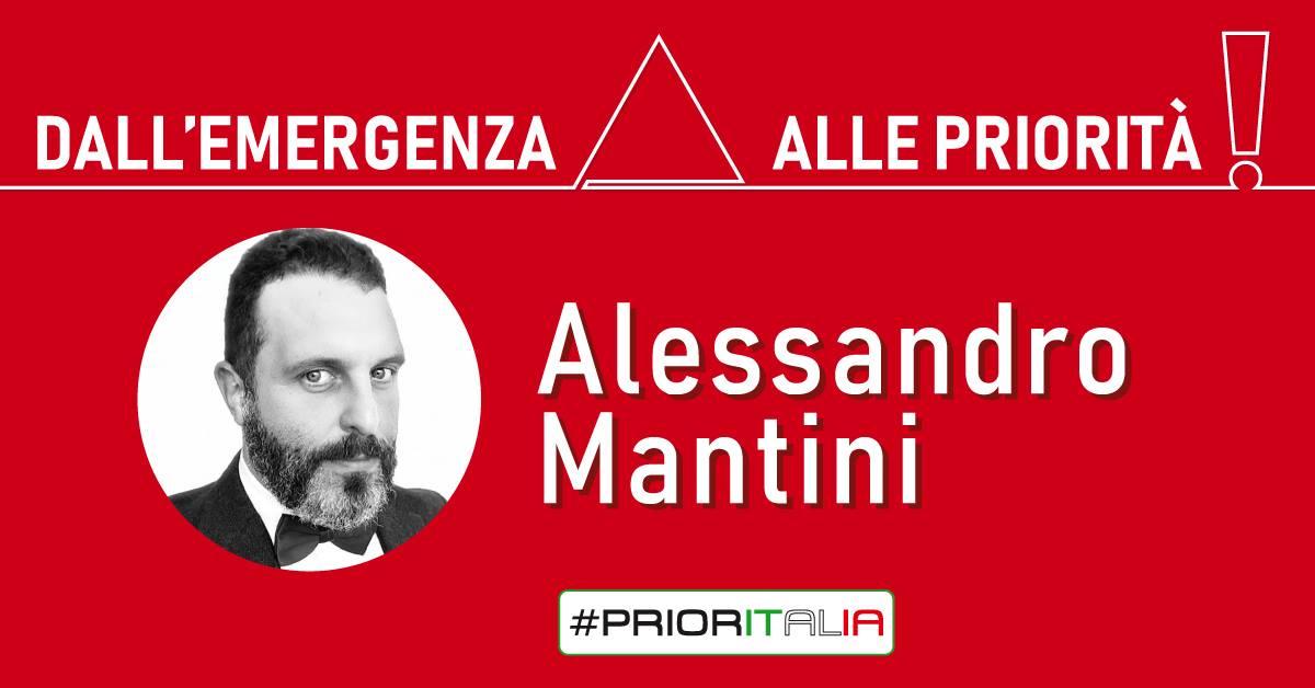 """""""DALL'EMERGENZA ALLE PRIORITÀ"""" – intervista su Prioritalia"""